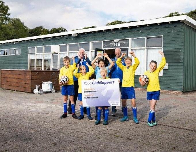 Rabobank Randmeren zet zich in voor het behoud van clubs en verenigingen