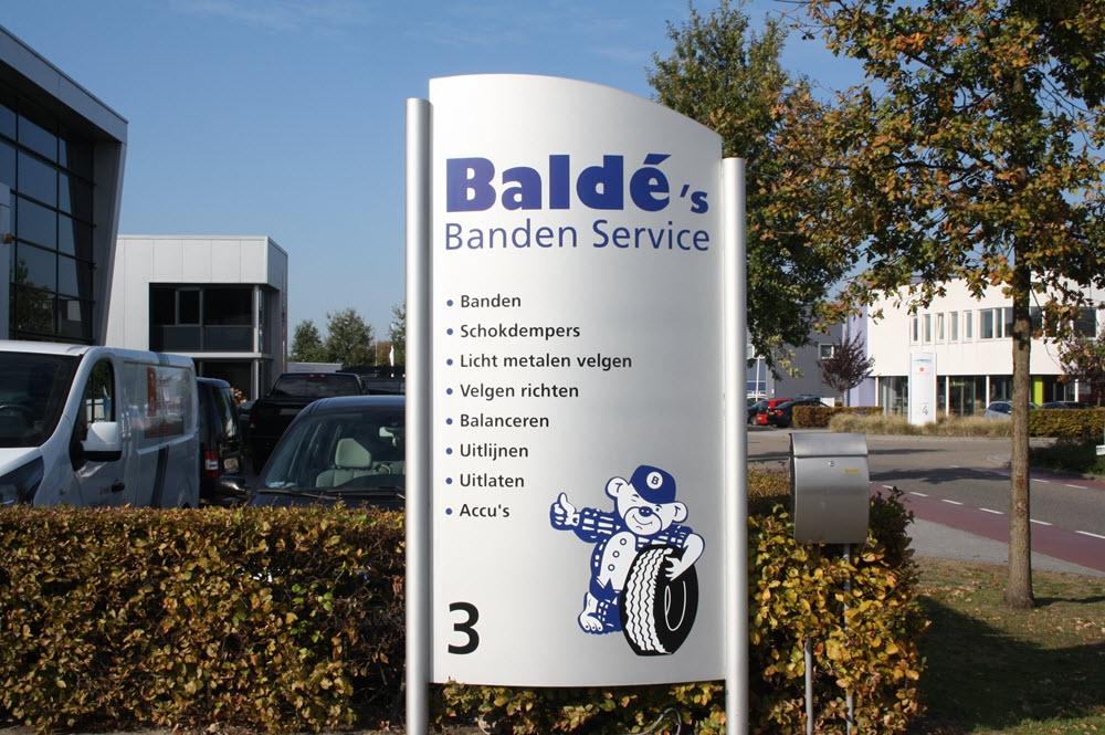 Balde's Banden Service