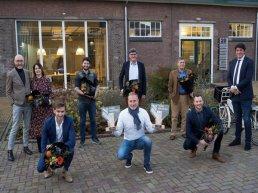 Textline wint Veluwse Innovatieprijs met circulaire verkeersborden