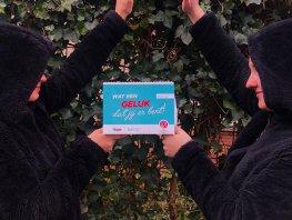 Unieke jaarkalender voor jonge mantelzorgers in Putten en Ermelo