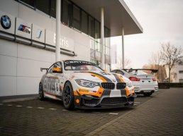 Ekris Nijkerk BMW M4 GT4