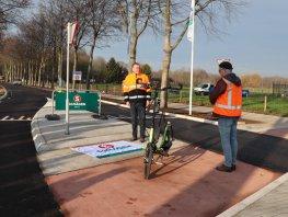 Aanleg fietspad Zuiderzeestraatweg laat nog op zich wachten
