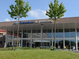 Let op: gewijzigde situatie voorterrein St Jansdal Harderwijk