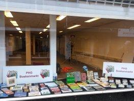 PHG Boekenmarkt is verhuisd