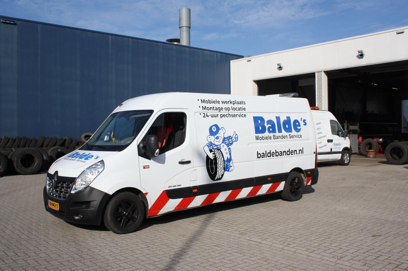Zomerbanden wissel bij Balde's Banden Service in Ermelo