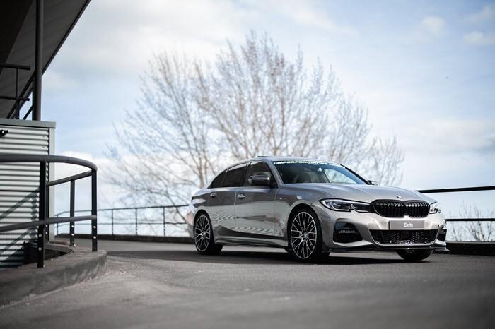 Ekris BMW: BMW 3 Serie Sedan