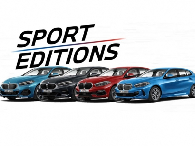 Ekris BMW: private lease editions