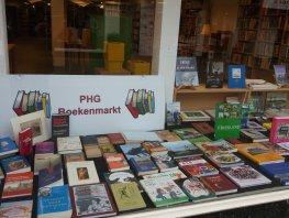 PHG Boekenmarkt gaat open