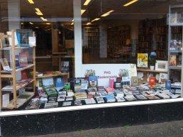 PHG Boekenmarkt op de nieuwe locatie