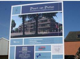 Bakkerstraat eenrichtingsverkeer tijdens bouwperiode 'De Poort van Putten'