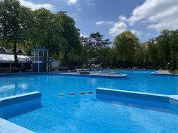 Recreatief zwemmen weer mogelijk bij Bosbad Putten