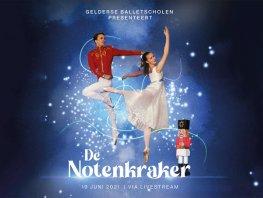 Gelderse Balletscholen danst de Notenkraker!