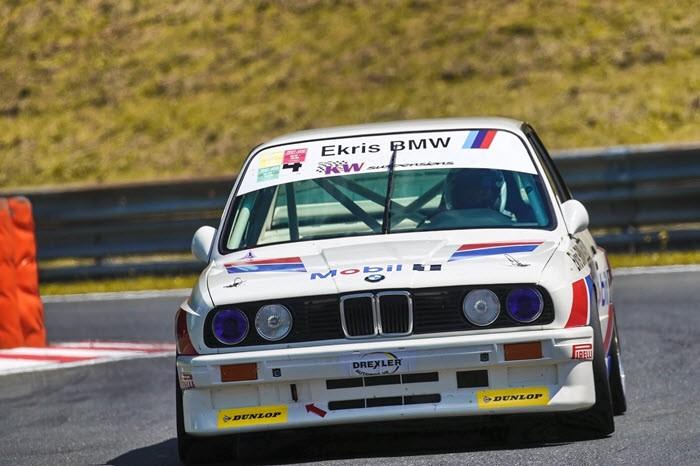 Na 30 jaar nieuwe samenwerking Ekris BMW en Fred Krab
