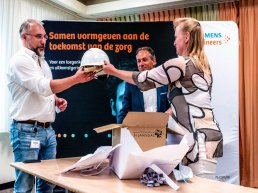Bouw St Jansdal Harderwijk: Feestelijke opening nieuwbouw