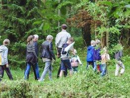 Wandelen op Landgoed Schovenhorst voor het hele gezin