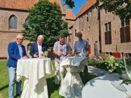 Samenwerkingsovereenkomst VVV Randmeren getekend