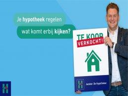 De Jazeker! Podcast is een nieuwe podcastserie van De Hypotheker