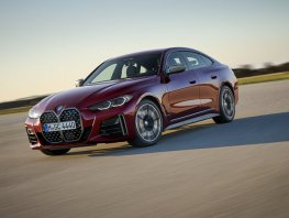 Nieuws Ekris: BMW 4 Serie Gran Coupé vernieuwd en verbeterd