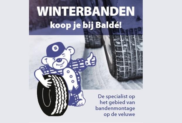 Winter/zomer bandenwissel bij Balde's Banden Service
