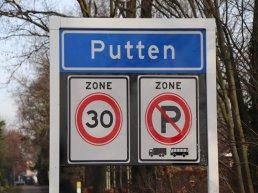 Putten heeft de best 'scorende' flitspaal van Gelderland