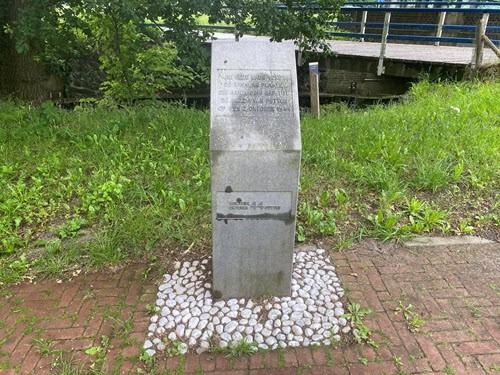 Monument Poorterbrug